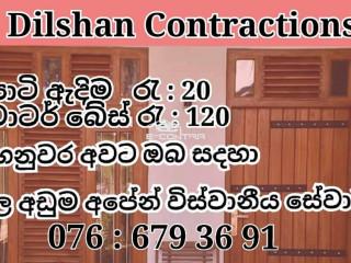 Dilshan Contractors